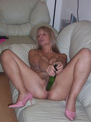 amateur blonde big tit wife swinger