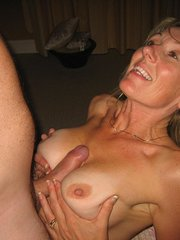 friends wife flashing amateur