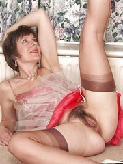 amateur hary wife double
