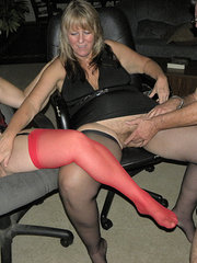 real amateur wife girlfriend riding mounted dildo