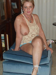 amateur wife in teal lingerie