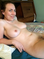 my amateur naked wife around the house